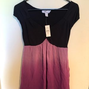 Ann Taylor Loft Top, With Silk, Size XS